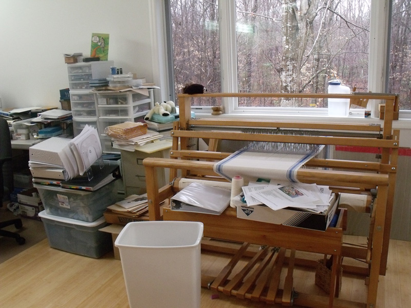 Marie's studio