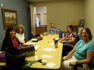 Tatting Class with Jane Armstrong